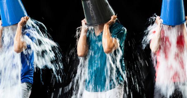 The Challenge of the Ice Bucket