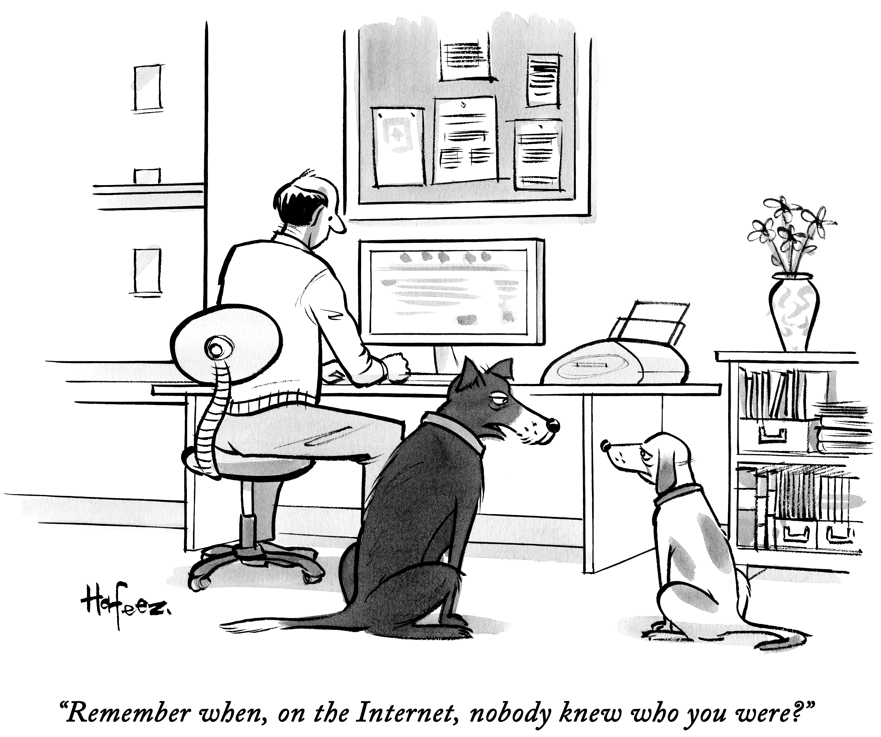 recognition dogs and customer experience acxiom