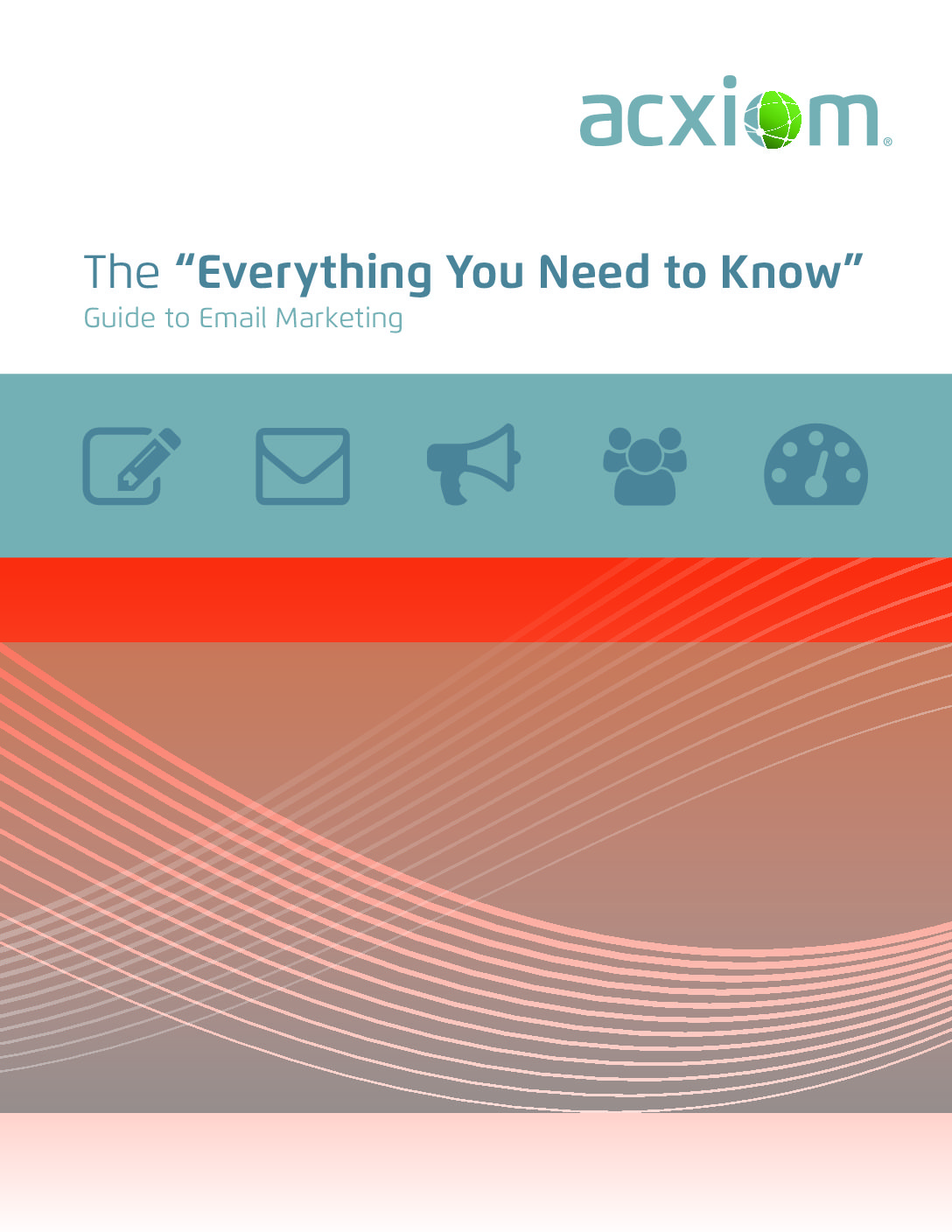 """Everything you need to Know"" Guide to Email Marketing"