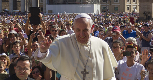 The Pontiff of Brand