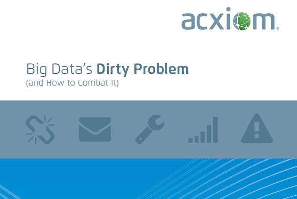 Acxiom Data Quality Best Practice Guide