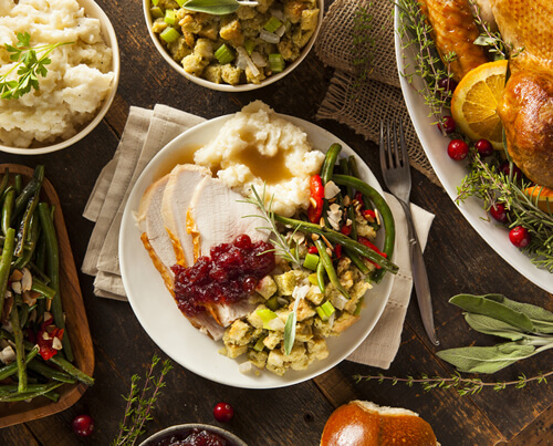 Thanksgiving - Feed Your Clients Bottom Line