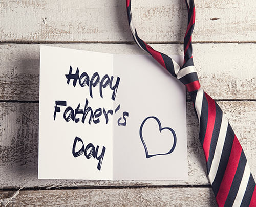Father's Day - We Love Dad and So Do Families Who Spend Big