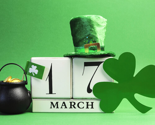 St. Patrick's Day - Connect Your Client and Their Prospects For Lucrative Results