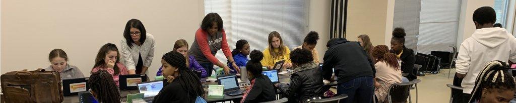 Acxiom Women in Data & Tech: Bridging the Gap Between Girls and STEM