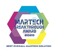 2020 MarTech Breakthrough Awards